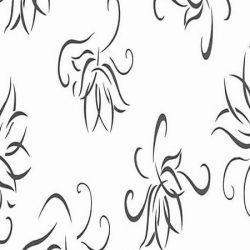 Μελαμίνη High Gloss Gizir 6153 White Flower