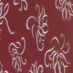 Μελαμίνη High Gloss Gizir 6155 Red Flower