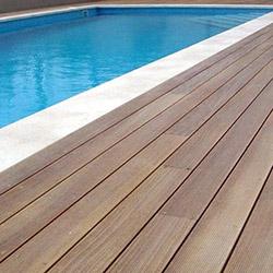 Ξύλινα πατώματα-δάπεδα deck εξωτερικού χώρου
