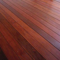 Ξύλινο πάτωμα deck εξωτερικού χώρου Massaranduba