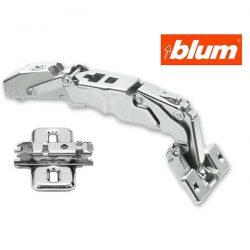 010 Μεντεσές Blum clip top κουμπωτός 170 μοιρών