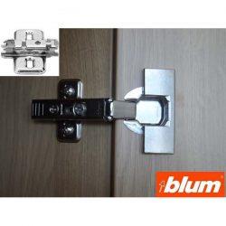 02 Μεντεσές Blum clip top κουμπωτός 107 μοιρών