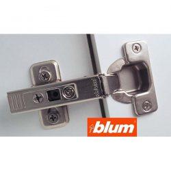 03 Μεντεσές Blum clip top κουμπωτός 107 μοιρών