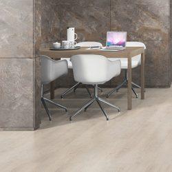 Πάτωμα Laminate Egger Epl 045 White Newbury Oak 4v 1291 X 193 X 8mm B