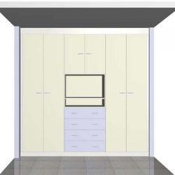 Ανοιγόμενη ντουλάπα