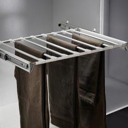 Αξεσουάρ - εξοπλισμός ντουλάπας Παντελονοθήκη