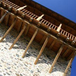 Ξυλεία για στέγες