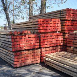 Πελεκητή ξυλεία εισαγόμενης ερυθρελάτης