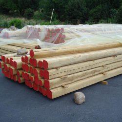 Πελεκητή ξυλεία Λάρικας