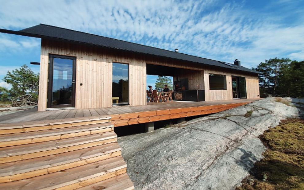 Προστασία των ξύλινων κατασκευών